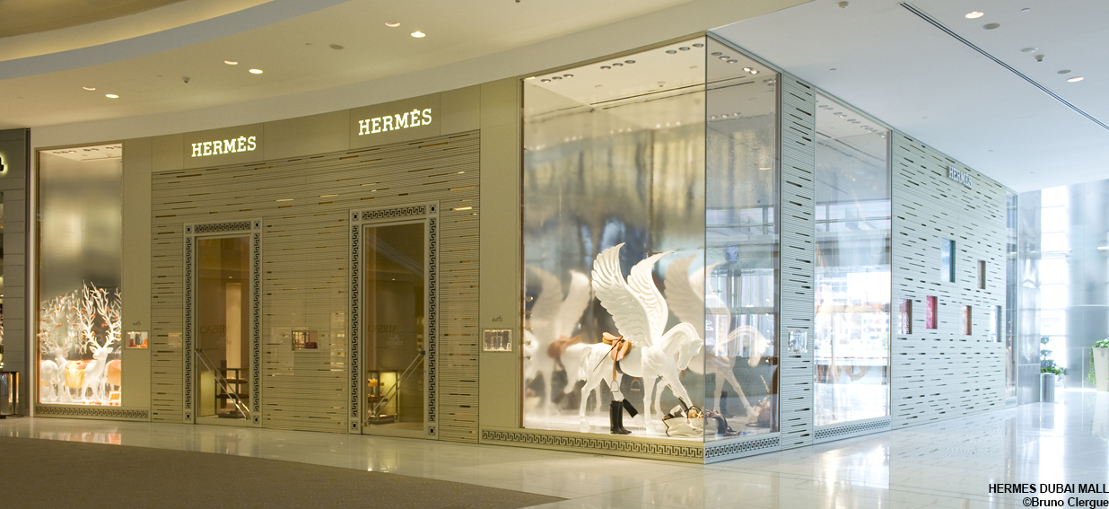 Hermès Dubai Mall